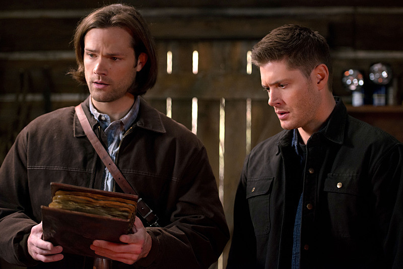 "Recap/review of Supernatural 10x18 ""Book of the Damned"""